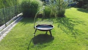 Test zur Feuerschale BBQ 80cm