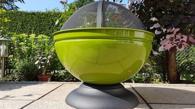 Fazit Buschbeck Globe Feuerschalen Test
